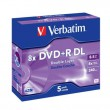 Verbatim DL DVD 8X Jewel Case (1) /43541/